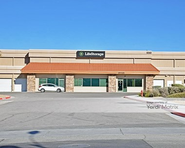 Storage Units for Rent available at 550 Conestoga Way, Henderson, NV 89002 Photo Gallery 1