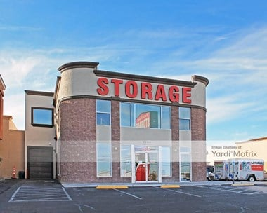 Image for Pecos Sunset Self Storage - 6185 South Pecos Road, NV