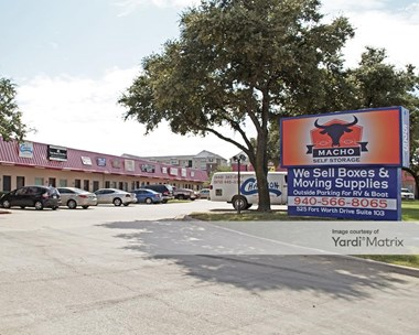 Image for Macho Self Storage - 525 Ft. Worth Drive, TX