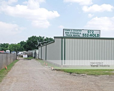 Storage Units for Rent available at 591 Pinson Road, Forney, TX 75126 Photo Gallery 1