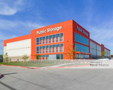Image for Public Storage - 10555 North Freeway Service Road East, TX
