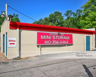 Storage Units for Rent available at 10624 Reisterstown Road, Owings Mills, MD 21117