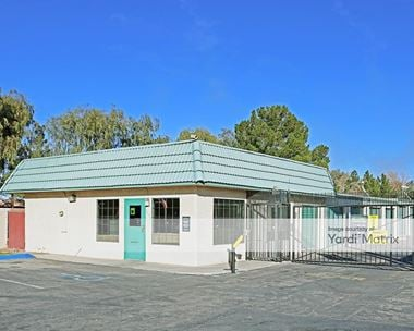 Storage Units for Rent available at 3450 North Lamont Street, Las Vegas, NV 89115