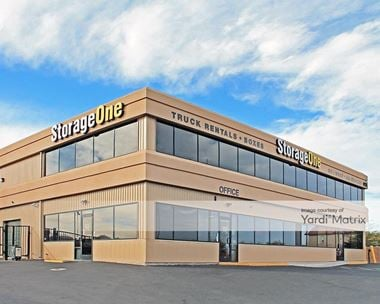 Storage Units for Rent available at 9125 South Durango Drive, Las Vegas, NV 89113 Photo Gallery 1