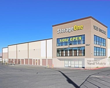 Storage Units for Rent available at 7580 Oso Blanco Road, Las Vegas, NV 89149 Photo Gallery 1