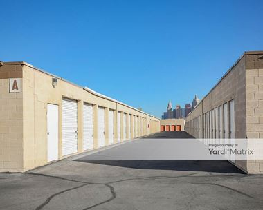 Storage Units for Rent available at 4850 South Valley View Blvd, Las Vegas, NV 89103