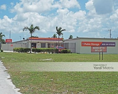 Storage Units for Rent available at 15760 NW 27th Avenue, Opa-Locka, FL 33054 Photo Gallery 1