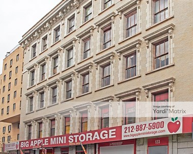 Image for Big Apple Mini Storage - 119 East 124th Street, the Bronx, NY