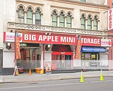 Image for Big Apple Mini Storage - 157 West 124th Street, the Bronx, NY