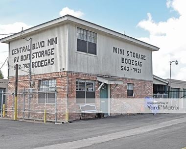 Storage Units for Rent available at 2315 Central Blvd, Brownsville, TX 78520