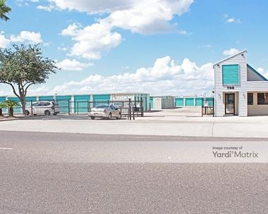 Storage Units for Rent available at 799 East Pike Blvd, Weslaco, TX 78596