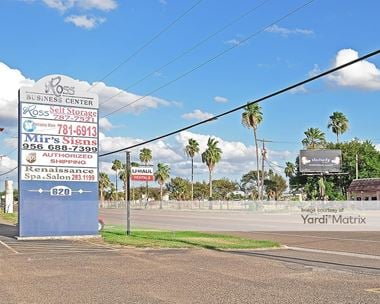 Storage Units for Rent available at 620 West Ferguson Street, Pharr, TX 78577