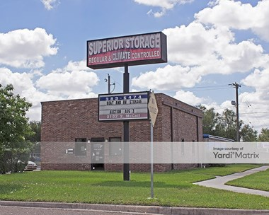 Image for Superior Self Storage - 3102 South McColl Road, TX