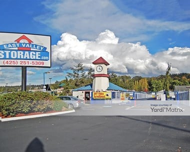 Storage Units for Rent available at 18250 East Valley Hwy, Kent, WA 98032 Photo Gallery 1