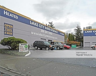 Storage Units for Rent available at 3116 NE 130th Street, Seattle, WA 98125 Photo Gallery 1
