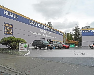 Image for Lake City Mini Storage - 3116 NE 130th Street, WA