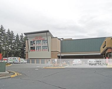 Storage Units for Rent available at 18024 Redmond Way, Redmond, WA 98052