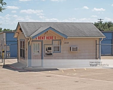 Image for Tillman Self Storage - 1212 Whitestone Blvd West, TX