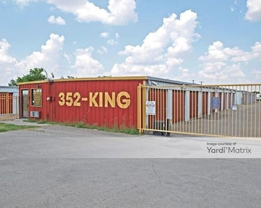 Storage Units for Rent available at 3910 North Main Street, Taylor, TX 76574 Photo Gallery 1
