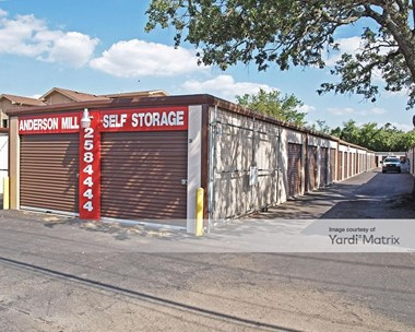 Image for Anderson Mill Self Storage - 9813 Anderson Mill Road, TX