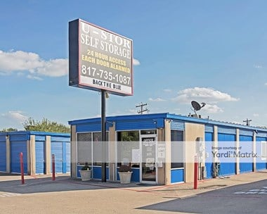 Storage Units for Rent available at 7111 West Vickery Blvd, Benbrook, TX 76116 Photo Gallery 1