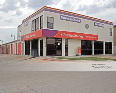 Storage Units for Rent available at 3309 Alma Drive, Plano, TX 75023