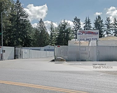 Image for West Tapps Mini Storage - 5222 West Tapps Drive East, WA