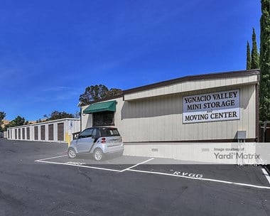 Image for Central Self Storage - 1705 Kirker Pass Road, CA