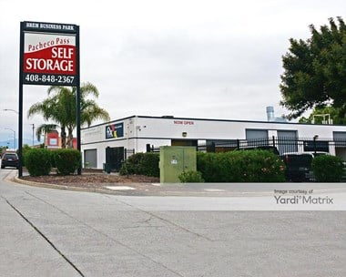 Storage Units for Rent available at 6600 Brem Lane, Gilroy, CA 95020 Photo Gallery 1