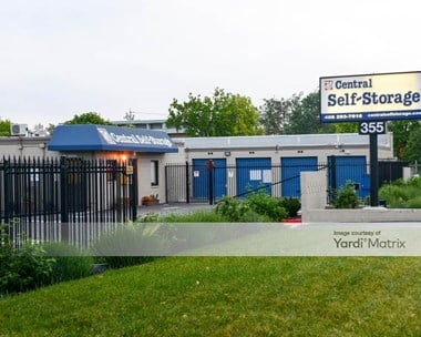 Image for Central Self Storage - 355 West Hedding Street, CA