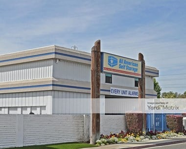 Image for All American Self Storage - 2000 East 3rd Avenue, CA