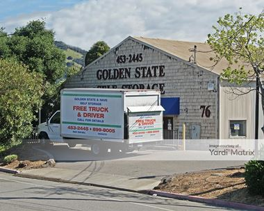 Storage Units for Rent available at 76 Gary Place, San Rafael, CA 94901 Photo Gallery 1