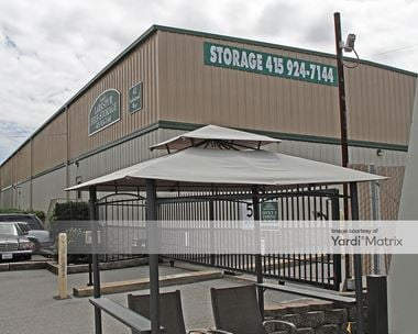 Storage Units for Rent available at 42 Industrial Way, Larkspur, CA 94904 Photo Gallery 1