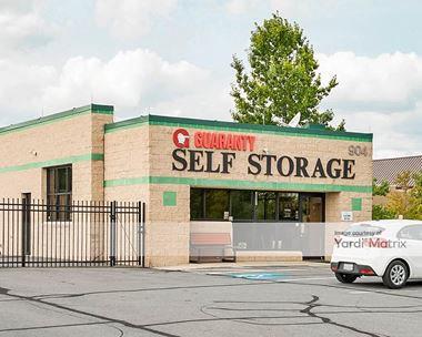 Storage Units for Rent available at 904 Trailview Blvd, Leesburg, VA 20175