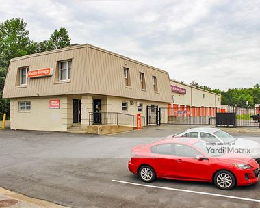 Storage Units for Rent available at 7150 Fullerton Road, Springfield, VA 22150