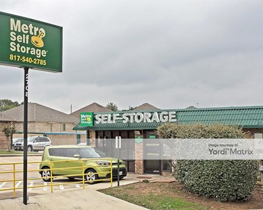 Image for Metro Self Storage - 2708 Bedford Road, TX