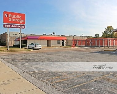 Image for Public Storage - 2300 West Park Row, TX