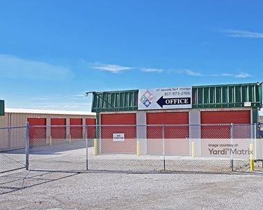 Storage Units for Rent available at 1400 Weatherford Hwy, Granbury, TX 76048