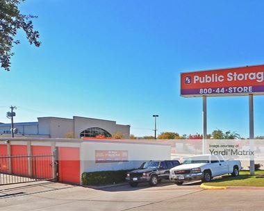 Image for Public Storage - 3216 East Pioneer Pkwy, TX