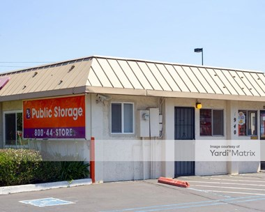 Image for Public Storage - 1940 Howe Avenue, CA