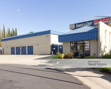 Storage Units for Rent available at 1101 Gabrielli Drive, Roseville, CA 95661 Photo Gallery 1
