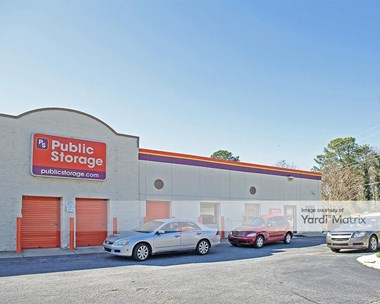 Storage Units for Rent available at 3692 Clairmont Road, Atlanta, GA 30341 Photo Gallery 1