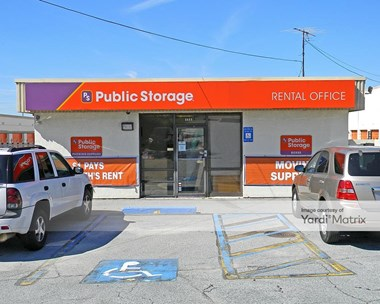 Image for Public Storage - 4889 Old Dixie Hwy, GA