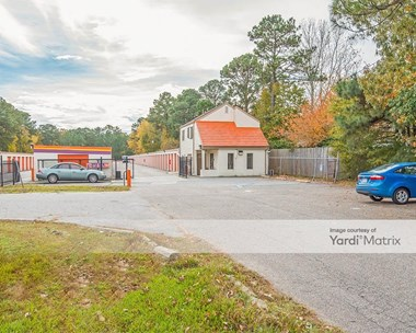 Storage Units for Rent available at 3281 Western Branch Blvd, Chesapeake, VA 23321 Photo Gallery 1