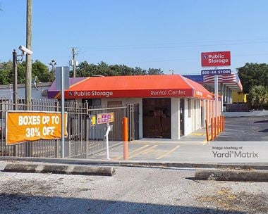 Storage Units for Rent available at 6940 North 56th Street, Tampa, FL 33617