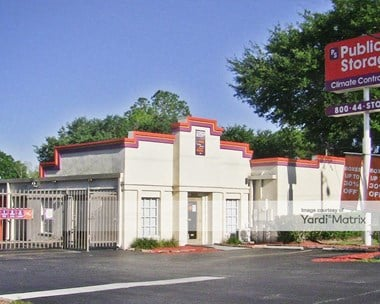 Storage Units for Rent available at 16415 North Dale Mabry Hwy, Tampa, FL 33618 Photo Gallery 1