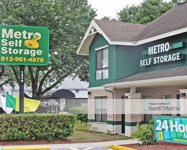 Image for Metro Self Storage - 1210 West Fletcher Avenue, FL