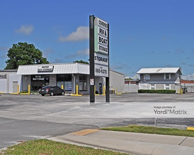 Storage Units for Rent available at 11214 US Highway 19 North, Port Richey, FL 34668 Photo Gallery 1