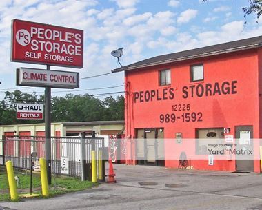 Storage Units for Rent available at 12225 North 56th Street, Tampa, FL 33617