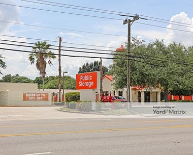 Storage Units for Rent available at 1450 North Wickham Road, Melbourne, FL 32935 Photo Gallery 1